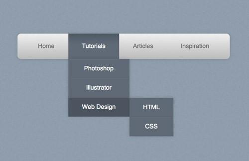 Return True - نحوه ساخت Dropdown Menu با CSS خالص